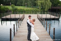 Downtown Spokane Ceremony Venue: The Floating Stage | Apple Brides
