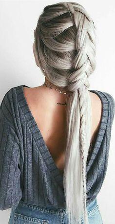 15 Easy Hairstyles For Long Hair #haircutsforlonghair