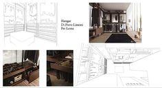 Esami finali Corso di Interior Design (www.madeininterior.it): progetto di interni, Tiziana Vomero