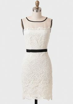 Pearl Dress By Darling UK | Modern Vintage Dresses | Modern Vintage Clothing