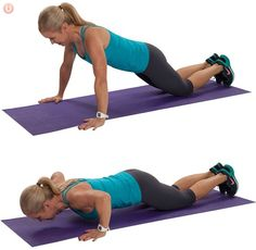 How To Do A Modified Push-Up