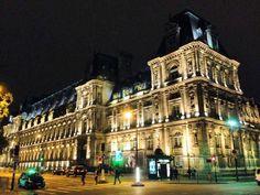 PARIS - Hôtel de Ville - fuievouvoltar.com