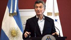 """Macri: """"Mi compromiso es quedarme hasta el último día que me necesiten"""": El presidente Mauricio Macri se refirió a una hipotética…"""