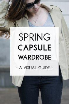 Spring Capsule Wardrobe: The 80/20 Rule In Action