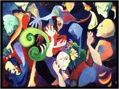 Picaso . Painting, Art, Galleria