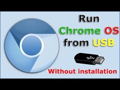 Step by step instructions on how to run Chrome OS from a USB key on any laptop without installation. The laptop used to prepare the USB key is running Window. Hp Logo, Usb Drive, Chromebook, Step By Step Instructions, Science And Technology, Knowledge, Laptop