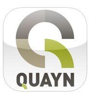 QUAYN https://itunes.apple.com/vg/app/quayn/id495681090?mt=8 Een online toetssysteem.  Hiervoor hebben we een leuke verzameling quizvragen klaar gezet die je alleen of met elkaar kunt beantwoorden. Je krijgt daarbij steeds te zien of de vraag goed of fout is beantwoord. De quizvragen zullen geregeld worden aangevuld of vervangen.
