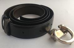 813337b85 Extra Off Coupon So Cheap Cartier Jaguar Head Silver C Belt Reversible Black  Brown Leather Strap
