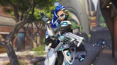 Overwatch Sombra has finally revealed at Blizzcon 2016 These are Legendary and Epic skins of Sombra. Kudos to Arnold Tsang, Renaud Galand for feedback and directions.  Here is full credit on Sombra in game ver. Sombra Concept by Benjamin Zhang, Legendary cyber Space/Azucar Skin by Jungah Lee, and theme concepts by David Kang Sombra Sculpting, Modeling, texturing and Themes by Hong Chan Lim  Weapons by Niles Doubleday  Rigging by Dylan Jones, Hak Lee Animation by Kyongho Polar for first…