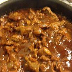 Barbecued Beef Cubes or Hamburger - Allrecipes.com