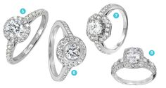 Wedding and Engagement Ring Trends from 77 Diamonds