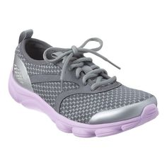 Just when you thought our athletic collection could not get any better-make way for the new e360 collection with All Encompassing Comfort!This sporty lace up features a stretch mesh upper and offers a sock lining that hugs the foot for a custom-like fit.Flexible and durable one-piece molded Elon outsole make them extremely lightweight. Gel cushioning system in the midsole provides long-lasting, under foot comfort and helps the foot rebound with every step.New c...