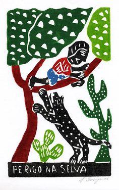 Brazilian Folk Art  José Francisco Borges