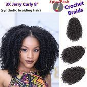 These gorgeous and amazing skull cap wig, stretch wig cap and beige wig cap summershair provides here will meet your each requirement for a good hair per pack 10 synthetic water wave crochet craids curly braiding hair extensions for african women. Crochet Hair Extensions, Synthetic Hair Extensions, Braid In Hair Extensions, Marley Braids, Marley Hair, Trendy Hairstyles, Bob Hairstyles, Braided Hairstyles, Crochet Braid Styles
