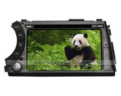 Android Car DVD Player GPS Navigation Wifi 3G for Ssangyong Tradie 2005-2012 Bluetooth Touch Screen