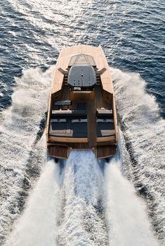 40 Open Sunreef Power Yacht Design, Boat Design, Cannes, Sunreef Yachts, Power Catamaran, Dubai, Deck, Around The Worlds, Boats
