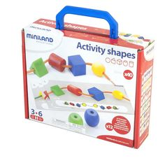 (2 EA) ACTIVITY SHAPES