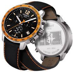 Tissot ist nicht nur für die offizielle Zeitnahme aller FIBA Spiele zuständig, sondern hat mit derTissot Quickster FIBA Limited Edition 2014 auch eine spezielle Uhr zum Thema Basketball aufgelegt....