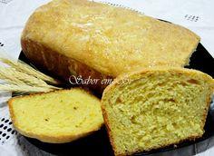 Sabor em Si: Pão de Fubá