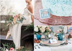 adf656b18d6973 Ballet Wedding Inspiration - Pantone 2016 Rose Quartz   Serenity. Ballet WeddingWedding  ShoesRose ...