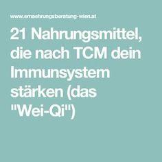 """21 Nahrungsmittel, die nach TCM dein Immunsystem stärken (das """"Wei-Qi"""")"""