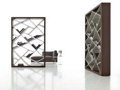 Librería independiente doble cara SHANGHAI by ALIVAR diseño Giuseppe Bavuso
