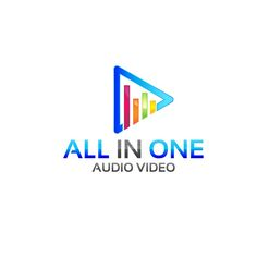 Searching for sophisticated yet memorable logo for All In One Audio Video. by Design Injector