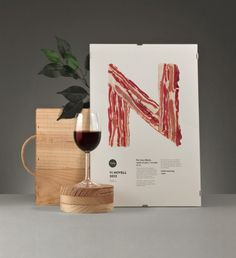 Cool packaging and all, but I'm more excited that they made an N out of BACON!