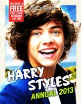 Harry Styles Annual 2013 (Annuals 2013) Price: $9.32