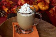 Hungry Spice Girl Pumpkin Latte