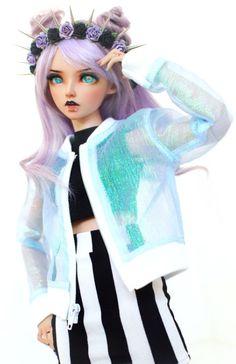 Doll bdj Pastel goth