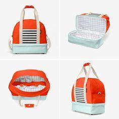 DIY Kate Spade Weekender Bag | BritList