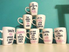 I want all of it.  Mean Girls Accessories