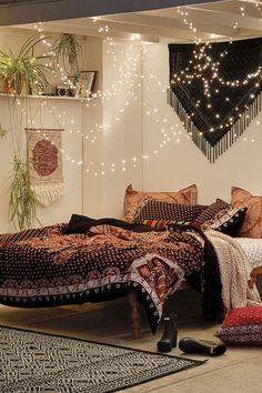 Bedroom Style Ideas uraesthetichoe: how to: bohemian bedroom - apartmentshowcase | diy