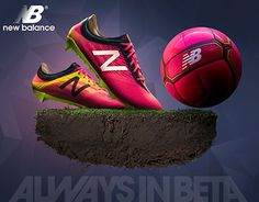 """Check out new work on my @Behance portfolio: """"New Balance - Soccer"""" http://be.net/gallery/48644255/New-Balance-Soccer"""