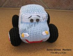 Con hilos y a lo loco: Coche Crochet Animals, Crochet Hats, Blogger Themes, Beanie, Dolls, Baby, Macrame, Crochet Dollies, Crocheted Toys