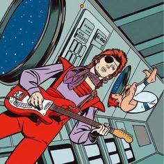 Bowie, major tom