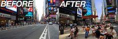 Public Life Survey - Times Square