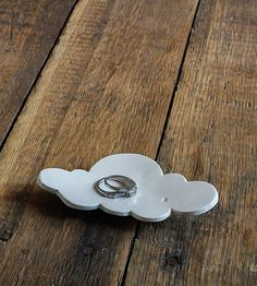 Cloud 9 Ceramic Dish
