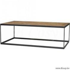 "Lifestyle94-Lifestyle Baltimore Coffee Table 120X60X38 120961 <span style=""font-size: 6pt;""> Koffietafel-Salontafel-table-de-salon-table-basse-couchtisch </span>"