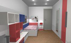 #Decoracion #Moderno #Dormitorio #Dibujos #Camas #Comodas #Estanterias #Espejos