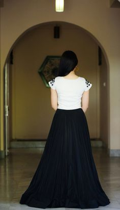 indo-western/ asian/ haute couture/ from the back/ designer's wear/ affordable/ red carpet stunner/ forSale/