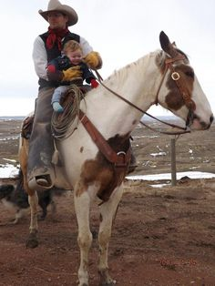 Traditions handed down for generations-- that's Cheyenne, Wyoming.  Caitlyn McCollum photo. http://www.cheyenne.org/