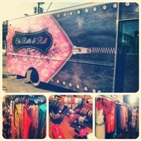Chic Rattle & Roll Boutique on Wheels and The Nomad Truck Fashion Truck in #Hoboken