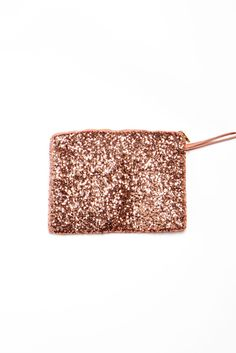 sparkly pouch