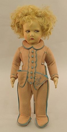 I'll bet she's a handful -- look at that face. I want to write a story!  Doll & Estate Auction - Alderfer Auction & Appraisal