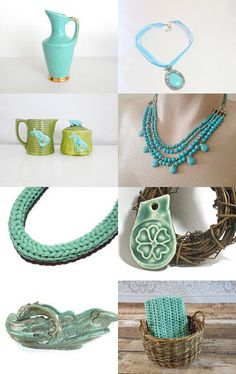 Summer fun by JAN on Etsy--Pinned with TreasuryPin.com