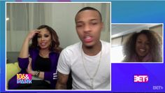 "Bow Wow And Keshia Chante Talk Kissing Games And ""106 & Park"" Being Hijacked By A Twerker ! - http://getmybuzzup.com/wp-content/uploads/2013/11/221082-thumb-600x340.png- http://getmybuzzup.com/bow-wow-and-keshia-chante-talk-kissing-games-and-106-park-being-hijacked-by-a-twerker/- Bow Wow And Keshia Chante Talk Kissing Games By thatsmybiz1  BOSSIP exclusives galore in this one! We recently joined Bow Wow and Keshia Chante in a live video chat where we learned that Bow Wow"