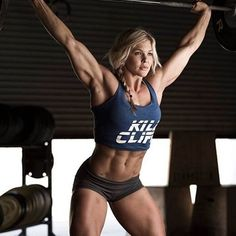 Brooke Ence #wow #crossfit   FREE SHIPPING* www.fitshop.co.nz