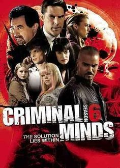Season six of the CBS procedural drama CRIMINAL MINDS features Joe Mantegna and Thomas Gibson as the prominent members of an FBI squad that investigates the most heinous crimes imaginable. This set co